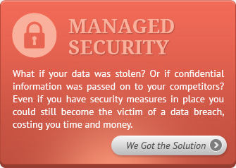 Managed Services - Managed Security