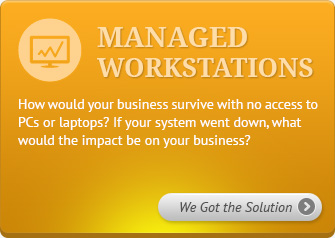 Managed Services - Managed Workstations